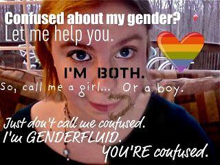 genderfluid definition - Google Search