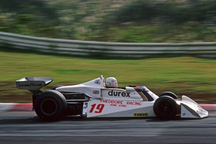 Alan Jones, Surtees - Ford 1976