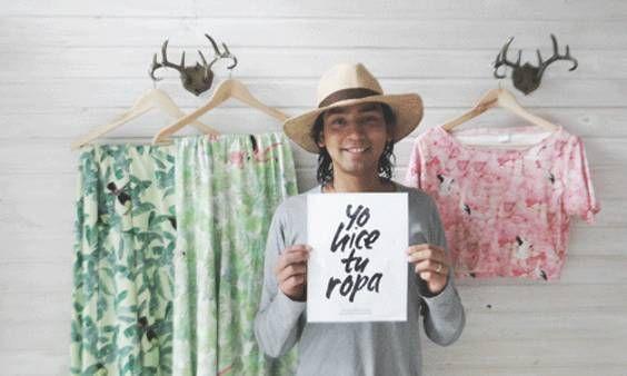 Casa Lefay Joins #FashionRevolutionWeek #fashionRevolution #fashion #whomademysclothes #imadeyourclothes