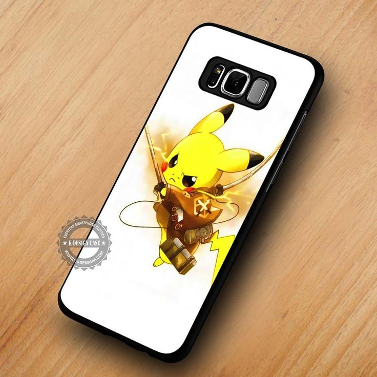 Attack of the Titans Pokemon Pikachu - Samsung Galaxy S8 S7 S6 Note 8 Cases & Covers #cartoon #anime #pokemon #pikachu #attackontitan  #phonecase #phonecover #samsungcase #samsunggalaxycase #SamsungNoteCase #SamsungEdgeCase #SamsungS4RegularCase #SamsungS5Case #SamsungS6Case #SamsungS6EdgeCase #SamsungS6EdgePlusCase #SamsungS7Case #SamsungS7EdgeCase #samsunggalaxys8case #samsunggalaxynote8case #samsunggalaxys8plus