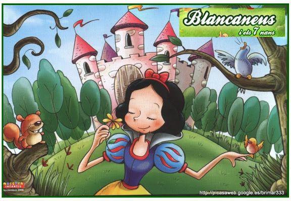 """CONTE """" Blancaneus """" - brichi Monferrer - Álbumes web de Picasa"""