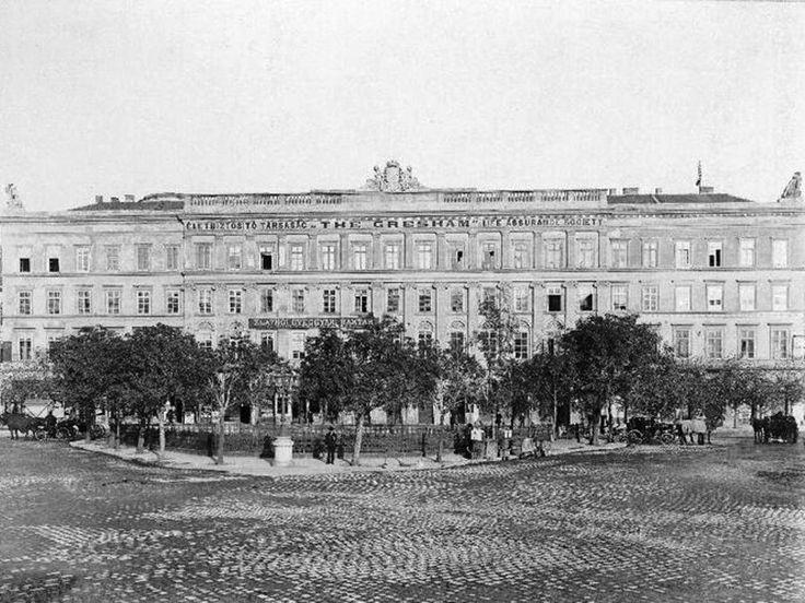 Nákó-palota - Hild József