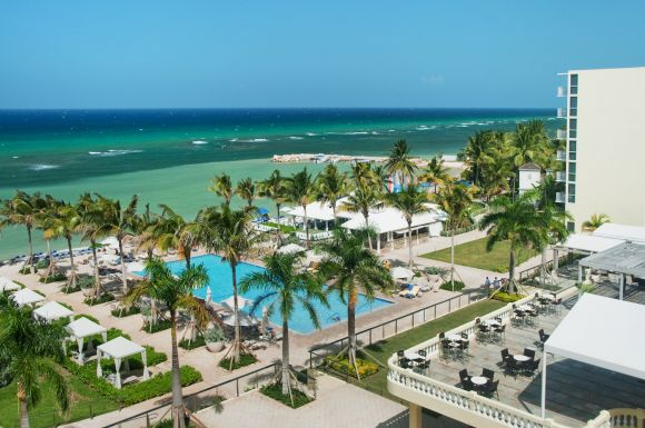 Places To Visit: Hilton Rose Hall, Jamaica