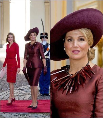 Koningspaar ontvangt Spaanse koning en koningin