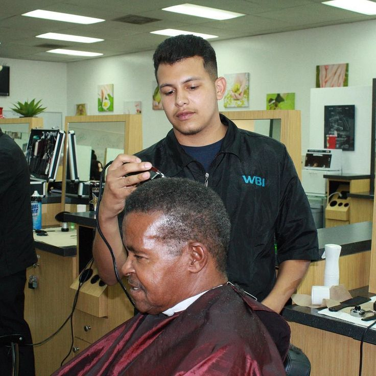 Need a shape-up or a fresh look? WBI is a barber school that's changing the game. Who ever thought a school could be your #barbershop - We did. Call us for pricing on our quality haircuts trims shape-ups shaves and more. - - - - - - - #barber #barberschool #school #losangeles #reseda #barberlife #hair #haircut #haircuts #shapeup #hairstyle #hairstyles #hairstylist #stylist #cuts #barbergang #WBI #westernbeautyinstitutela #clippers #trim #cut