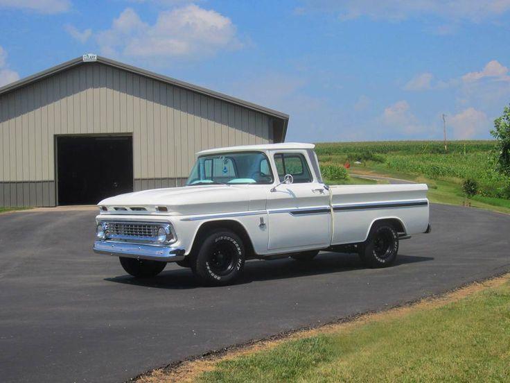 1963 Chevy Truck - LMC Trucklife