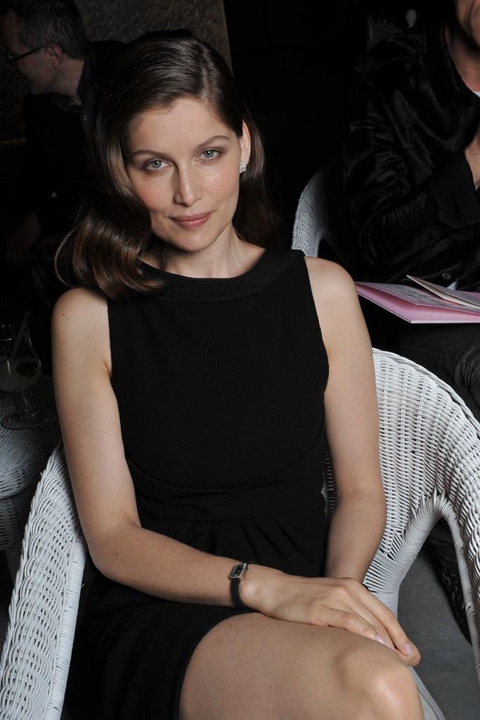 Laetitia Casta at Chanel