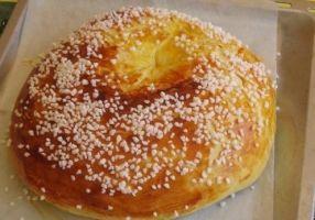 Fouace aveyronnaise - Sa recette respecte au plus près la tradition aveyronnaise donnant une pâte cuite compacte mais souple et au bon goût de fleur d'oranger. -