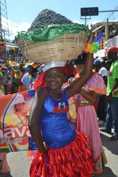 Carnaval in Jacmel Haiti