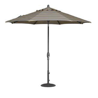 Market Umbrella W 7.5ft, 9ft, 11ft Octagonal  Bronze Frame or  Black Frame    canopy not as shown