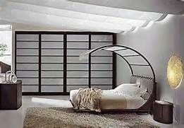 Contemporary Canopy Bed Mantra by Mauro Bertame