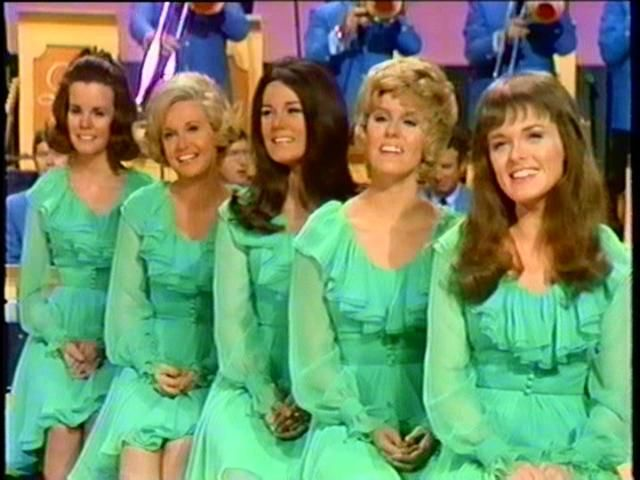 The Ladies of the Welk Show: Sally Flynn, Norma Zimmer, Ralna English, Cissy King and Gail Farrell