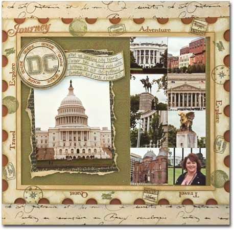 Signed, Sealed, Delivered stamps FUNdamental Postage Frames