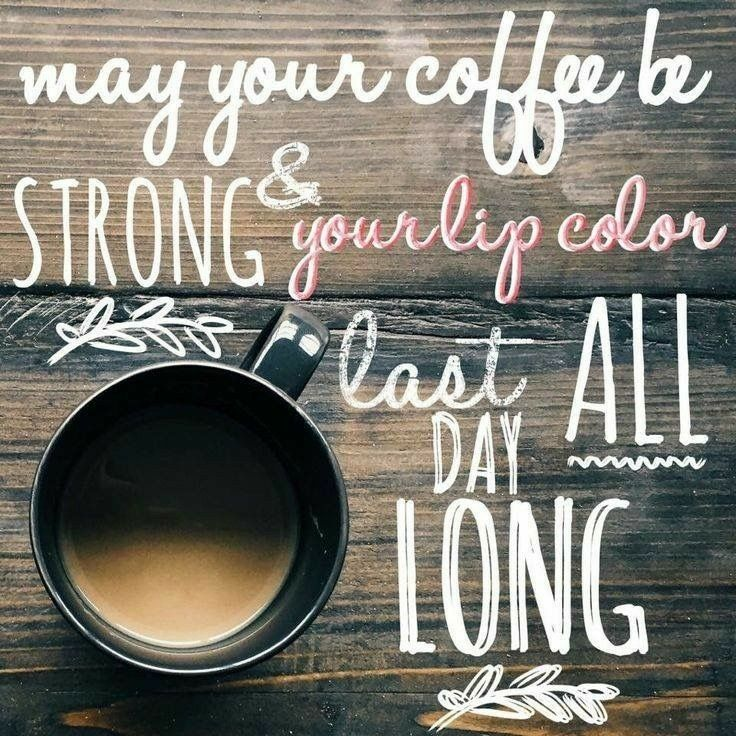 May Your Coffee Be #Strong & Your #Lip #Color #LastAllDay #Long  For The #Love of #Coffee ~ You can #Tackle anything with Coffee & #Mascara #Epic #Mascara #3D #Fiber #Lashes + ~ #YouniqueLife  Younique is so much more than mascara! #BeYounique.  Find out more about Younique at www.youniqueproducts.com/ prettylittlelayersbysarah! Find me on Facebook at Love 2B Younique with Sarah   #Younique #Coffee #Latte #Frappachino #Java #Love  Sarah Haydel