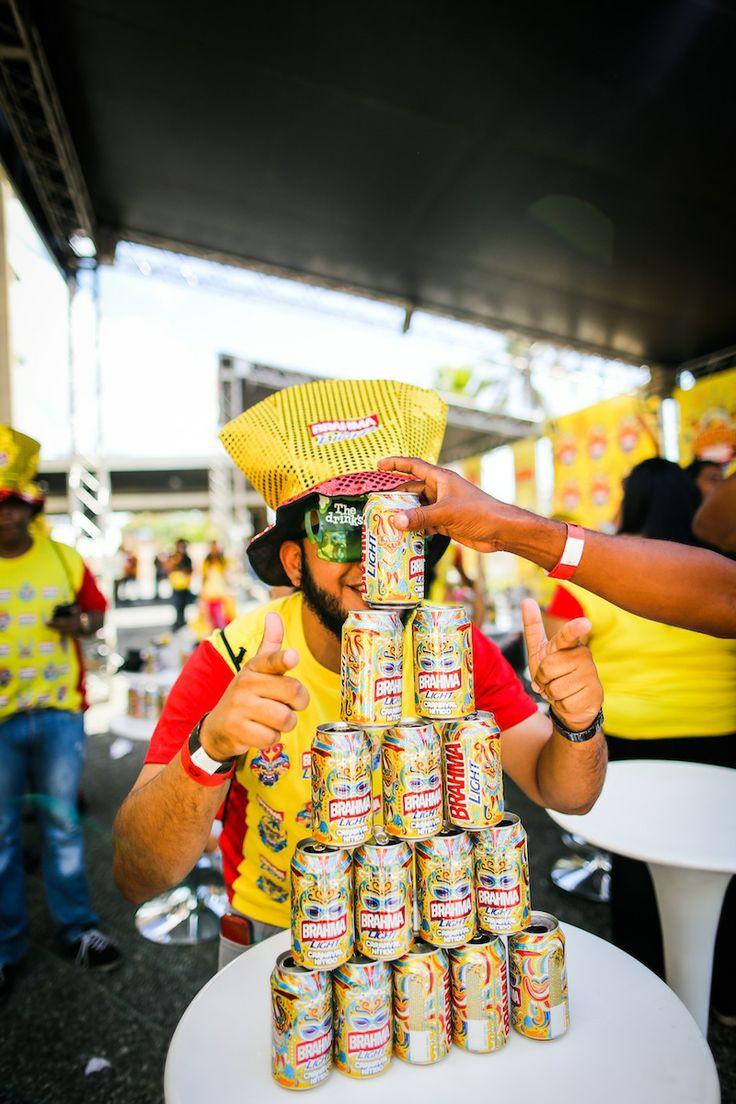 Primer domingo de Carnaval Brahma Light #Fotos - Cachicha.com