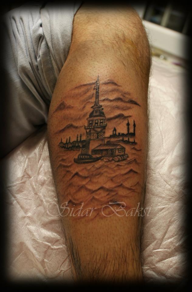 Kz Kulesi Dvmesi Dvme almalarm My Tattoo Works