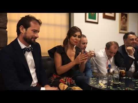 Lola de los Reyes - Marta Quintero y Alex Ortiz sevillanas