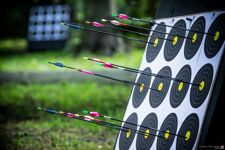 Recurve and barebow athletes competing at the World Games gave advice on shooting field.
