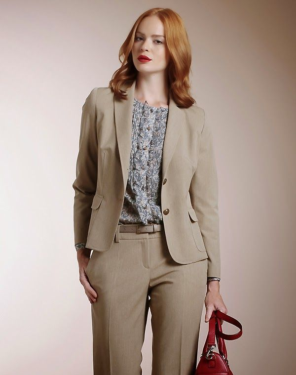 Corte de chaqueta para dama