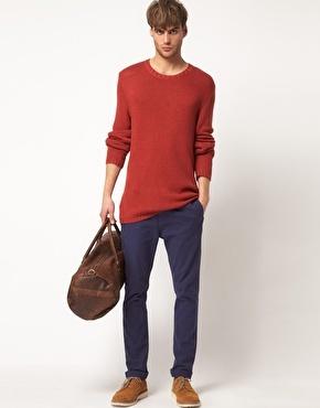Enlarge Samsoe Samsoe Oversized Sweater