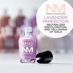 Zoya Naked Manicure Lavender Perfector