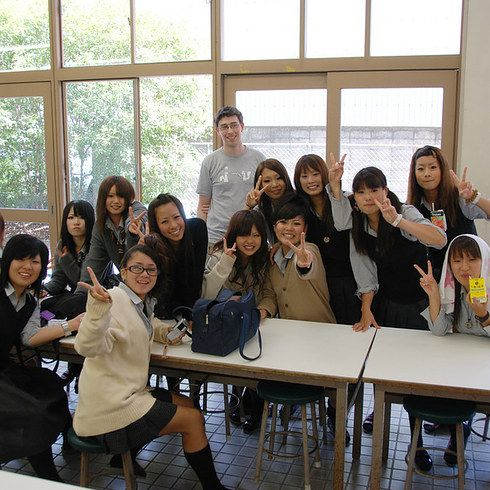 Teaching English in Japan. | 10 Trips To Take That Will Actually Teach You Something