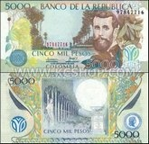 Colombia 2006 - 5,000 Pesos