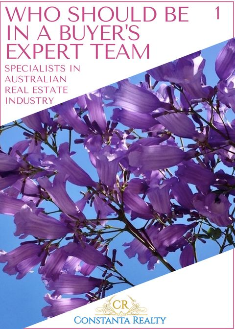 Buyer's expert team in Australia. Specialists in the real estate industry.