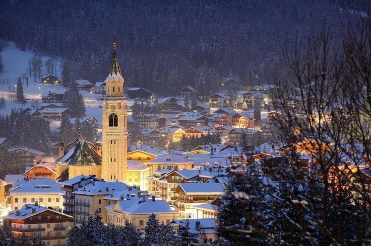 10 reasons why you should go to Cortina d'Ampezzo in Italy | Travel | Lifestyle | London Evening Standard