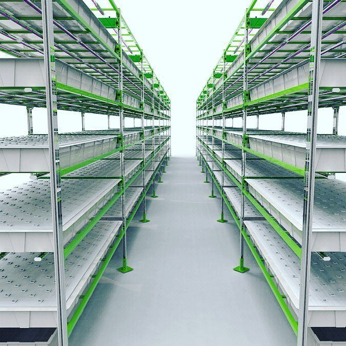 Vertical Farming Is No Longer A Fantasy And It S Being