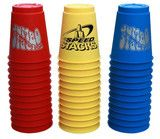 Jumbo Stacks are great for PE teachers who are looking for something new to add to their sport stacking programme.