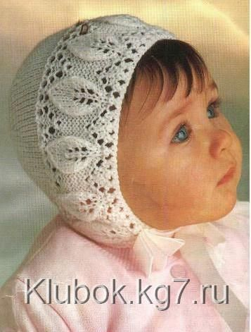 Pretty hat from russian blog - Free pattern, use translater