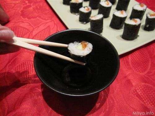 Ricette giapponesi Maki sushi