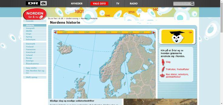 Historie_ - dr.dk/Undervisning/Norden