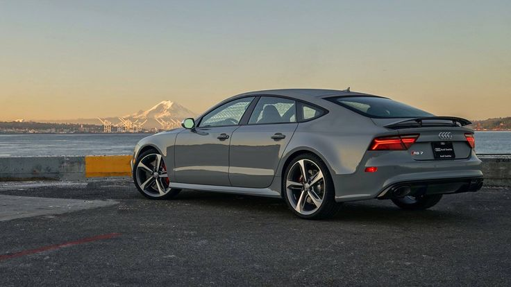 Nardo Gray RS7 | Audi Seattle | AudiSeattle.com