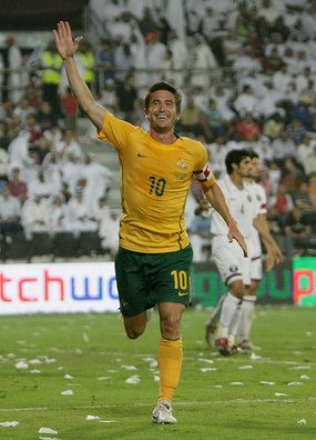 Harry Kewell - Most gifted Socceroo of all time. Can turn any defender inside out and can ping them from anywhere outside the box with pure class.