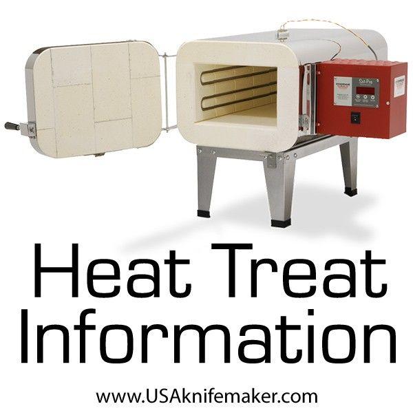 Heat Treat Information, data, FAQ