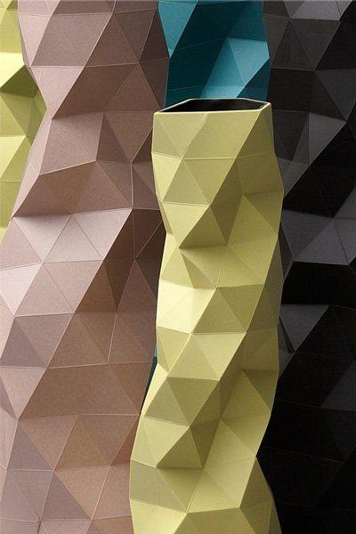 Phil Cuttance, Faceture vases