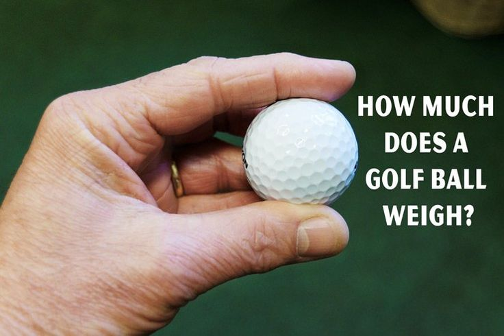 How Much Does a Golf Ball Weigh? Golf is enjoying its popularity as a sport that attracted more than two million new players last year. And as far as golf is concerned, it is undeniable that the golf ball is a key component of any golf game. It goes without saying that a golf game …