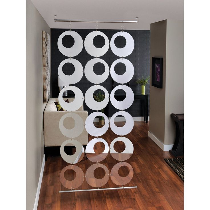 room deviders | Separate Your Room with Hanging Room Dividers | Modern Home  Design . - 29 Best Images About F - Partition..screen On Pinterest