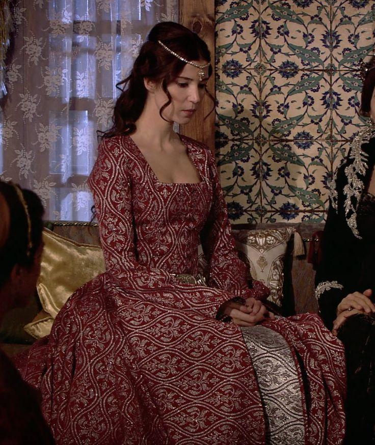 "Hatice Sultan - Magnificent Century - ""Victor"" Season 1, Episode 9"