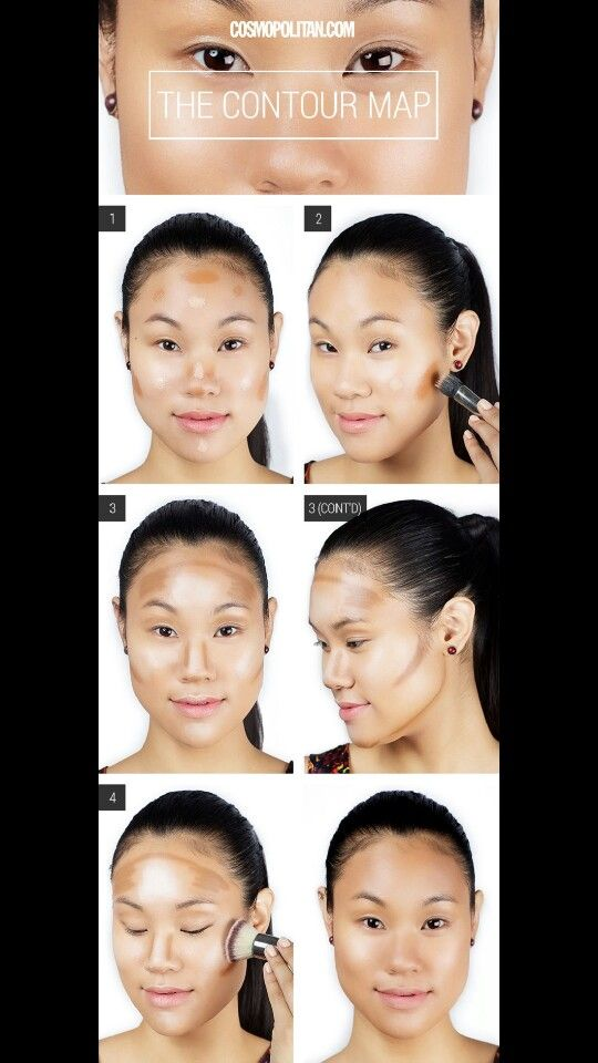 Highlight and contouring