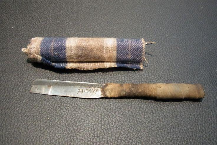 Kamisori: la navaja de afeitar tradicional japonesa - Página 2 - Foro Afeitado