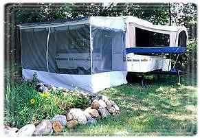 Even though these modifications were done on a pop-up, there are awesome ideas for improving any RV.