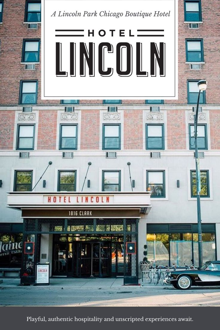 79 best hotel lincoln chicago images on pinterest for Boutique hotels near central park