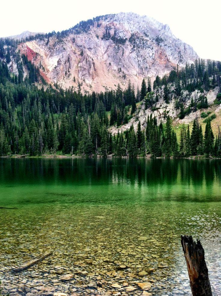 Pinned by http://FlanaganMotors.com.  Fairy Lake - Bozeman, Montana