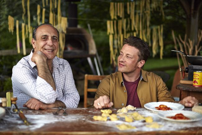 Italian chef Gennaro Contaldo speaks exclusively to HELLO! Online about his relationship with Jamie Oliver and shares three of his Italian pasta dishes