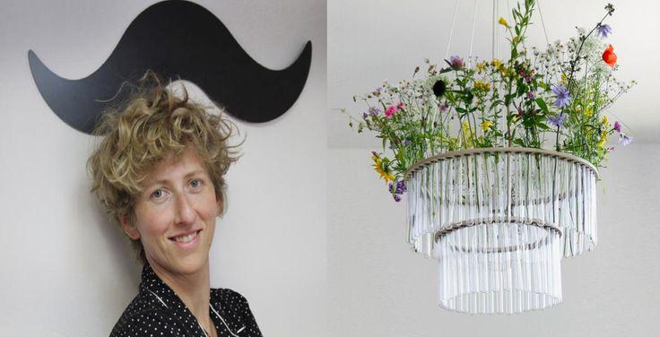 Pani Jurek nannte die polnische und in Krakau geborene Designerin Magda Jurek ihr Label. Sie kreiert am liebsten multifunktionale Objekte, vorzugsweise Lampen, die aber nicht nur leuchten, sondern mit denen der Besitzer in Interaktion treten kann. Wie das geht, erfahrt ihr auf Homestory.de #Designerlampe #Home #Interior #Kristallleuchter