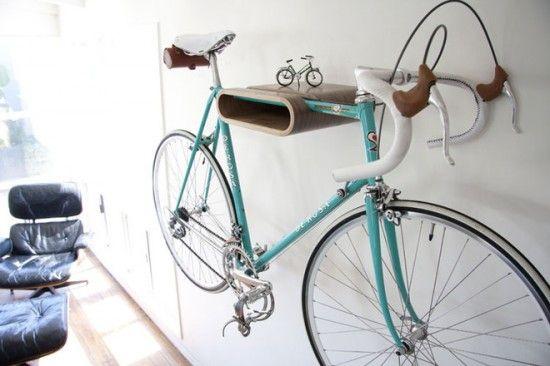 fixieIdeas, Bikes Storage, Bicycles Storage, Bikes Design, Bikes Racks, Spaces Saving, Nice Bikes, Daniel Ballou, Bicycles Racks