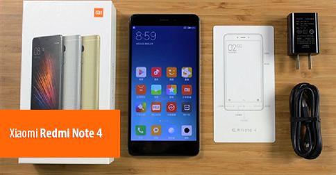 Xiaomi Redmi Note 4 cu procesor deca-core si baterie de 4.100 mAh  http://blog.catmobile.ro/xiaomi-redmi-note-4-recenzie/